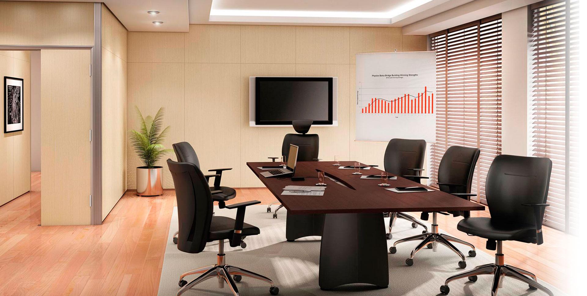 Móveis para seu escritório